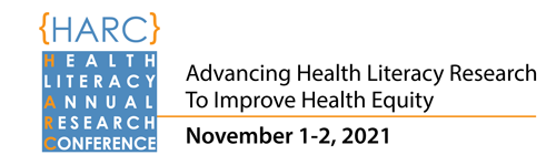 HARC health literacy annual research conference